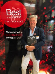 Gourmand Awards 2018